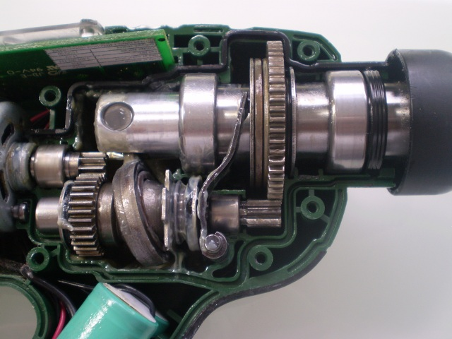 Bosch Uneo Disassembly And Motor Replacement