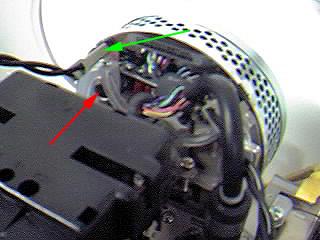 Adjusting iMac CRT colour guns